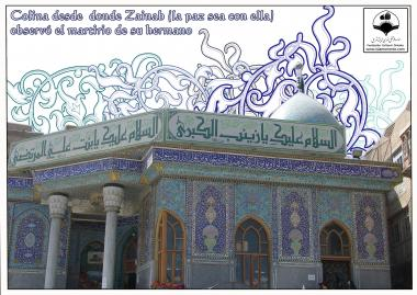 Imam hussein-Ashura-Karbala-Sra. Zainab (P) (14)