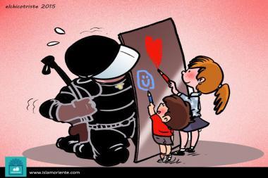 آزادی (کاریکاتور)