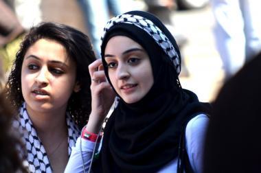 Ragazze arabe