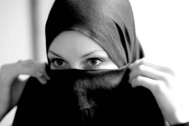 イスラム教の女性のヒジャーブ - 59