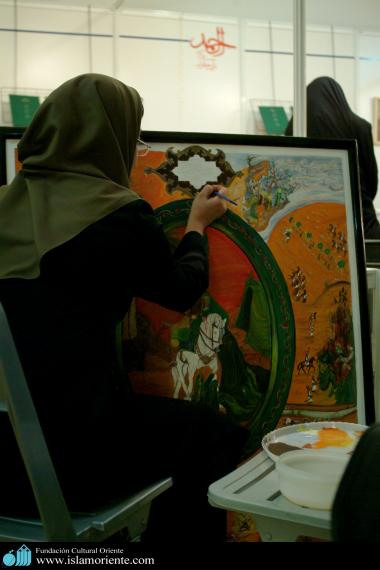 Mujer musulmana y arte - 38