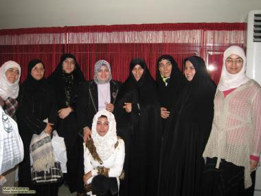 イスラム教の女性の社会 (文化的かつ社会的な活動)-3