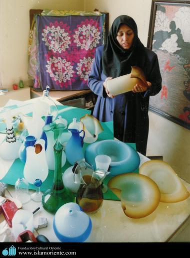 Художественная деятельность мусульманских женщин - 343