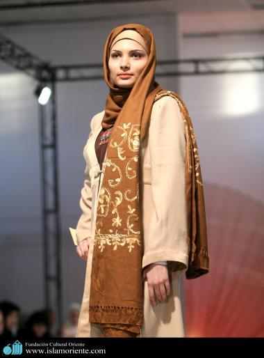 Modelo muçulmana