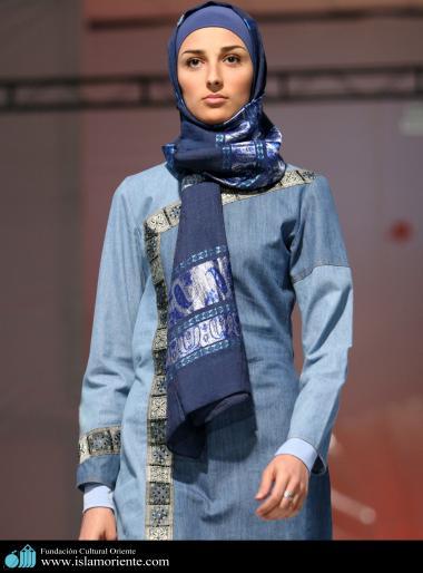 Мусульманские женщины и  сегодняшняя мода - 21
