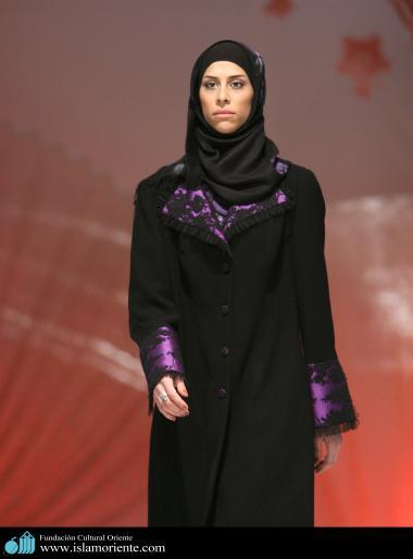 Le donne musulmane e la sfilata di moda-24