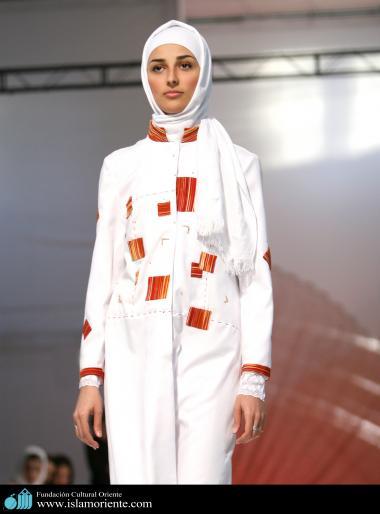 Femme musulmane et la mode tendance - 40