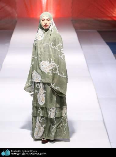 Mulher muçulmana e a moda - 3