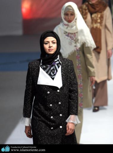 Мусульманские женщины и  сегодняшняя мода - 49