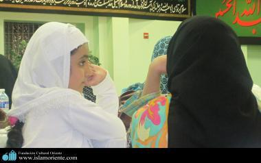 イスラム教の女性の宗教活動 - 207