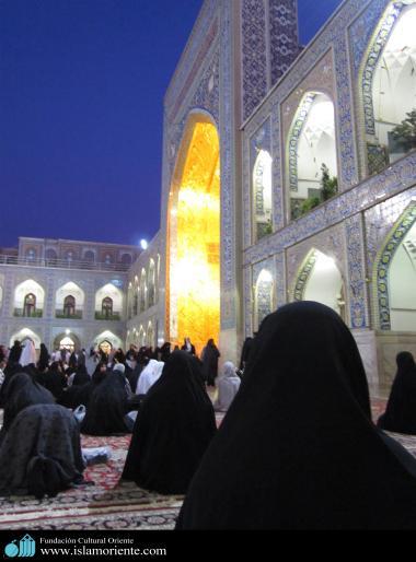 イスラム教の女性の宗教活動 - 210