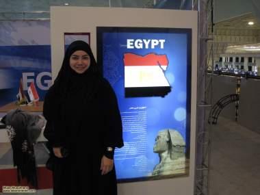 Mulheres muçulmanas em atividades sócio culturais - 23