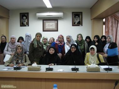 Mujer musulmana y actividades socio-culturales - 7
