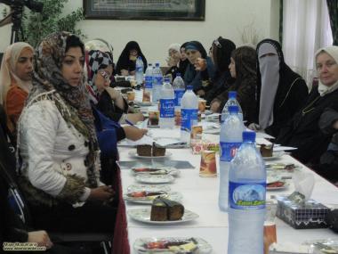 イスラム教の女性の社会 - 社会的・文化的な活動 - 15