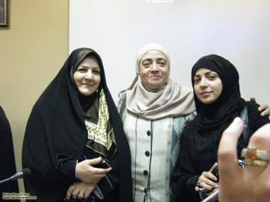Muslimische Frauen und sozio-kulturelle Aktivitäten - Die muslimische Frau - 26 - Die muslimische Frau und die Gesellschaft