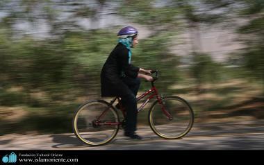 نساء المسلمات و الرياضة - 101