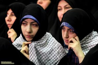 イスラム教の女性のヒジャーブ  -233