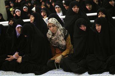 Femmes musulmanes en hijab dans leur activité socio-culturelle -37