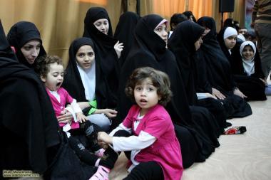 Mujer musulmana y hijab (hiyab) - 234