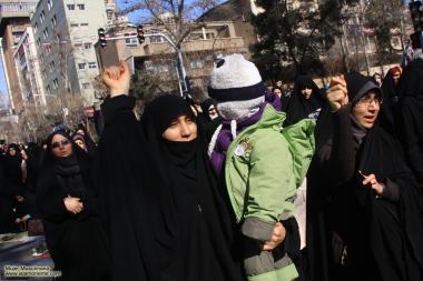 Femmes musulmanes habillées en Hijab islamique - 52