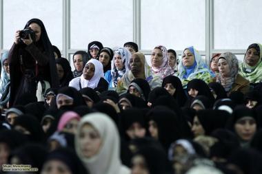La società delle donne musulmane-Lo Hijab della donna musulmana e le attività socio-culturali-50