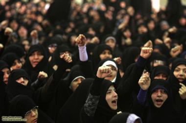Mulher muçulmana e o Hijab - 3