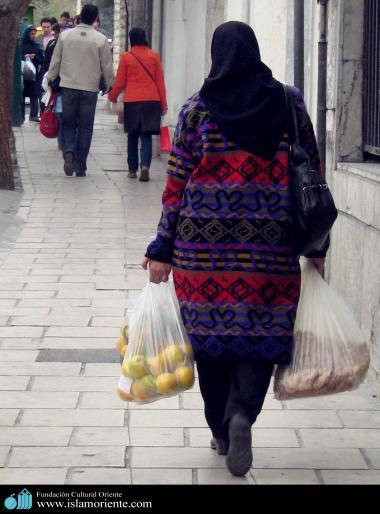 La società delle donne musulmane-Lo Hijab della donna musulmana e le attività socio-culturali-377