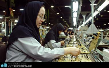 Хиджаб мусульманских женщин - 5