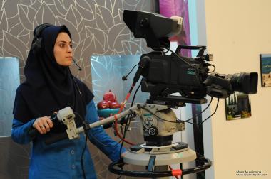 Работа мусульманских женщин - Кинематография