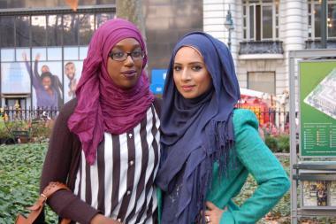 Хиджаб мусульманских женщин - Хиджаб арабских женщин - Союз и единодушие