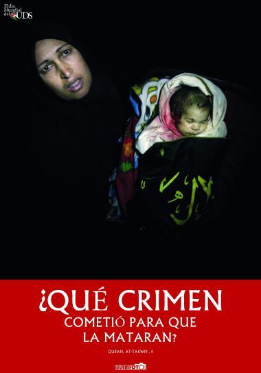 O Dia Mundial de Al Quds - Que crime cometi para a matarem?