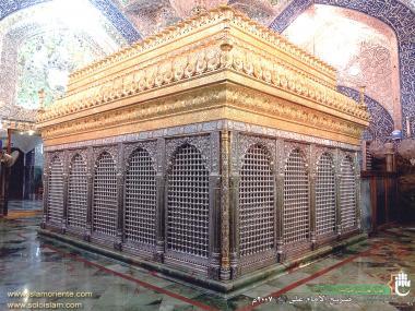 Santuario del imam Ali (P), Nayaf, Irak - 20