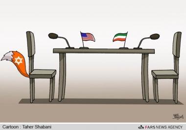 کارٹون - مذاکرات