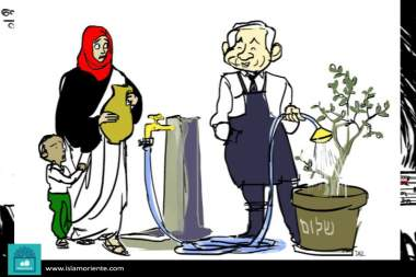 Water is life? (Caricature)