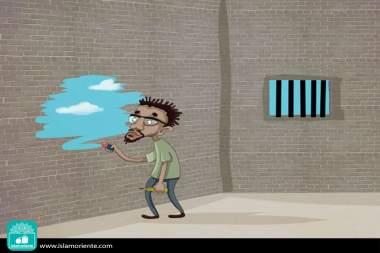Arte mural... (Caricatura)
