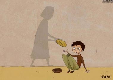 کارٹون - بچوں کو ماں کی ضرورت