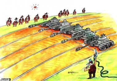 軍拡競争(漫画)