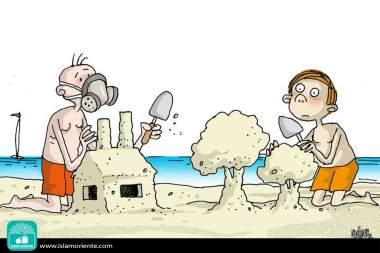 Coincidencias y similitudes (Caricatura)