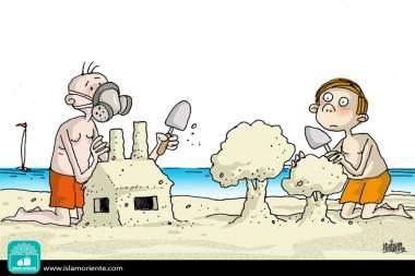 Создание будущего...(карикатура)