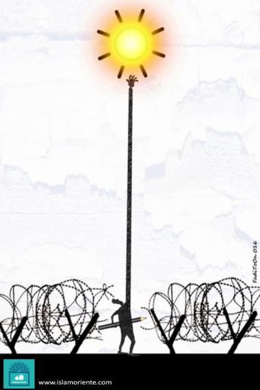 Caricatura - Energia alternativa