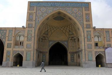 La foto del giorno-Moschea di Hakim-Isfahan