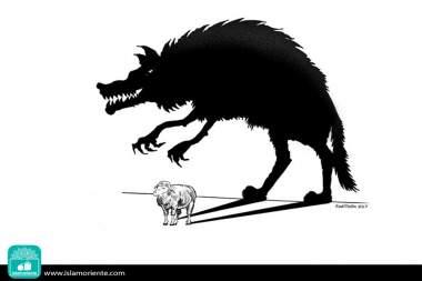 Ser o no ser (Caricatura)