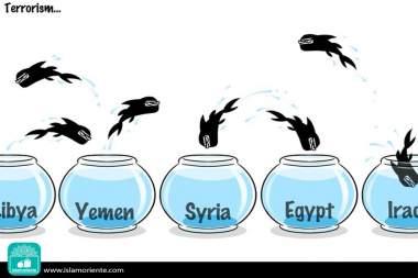 Terrorismo... (Caricatura)